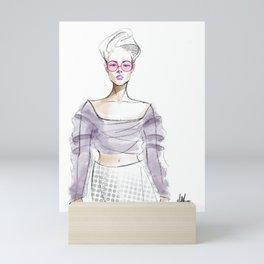 Sheer Imagination Mini Art Print