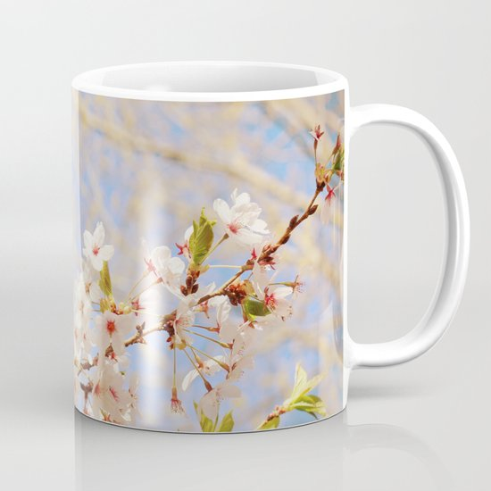 Cherry Blossoms  Mug