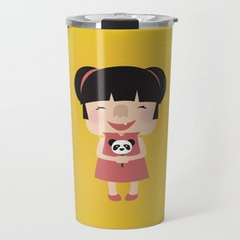 Hello how are you (Yellow Tales Series) Travel Mug