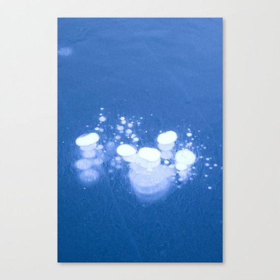 Frozen Air Canvas Print