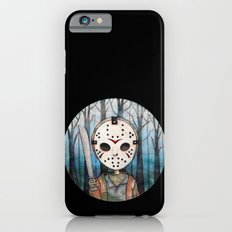Cute Jason Voorhees  Slim Case iPhone 6s