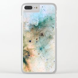 Univers Clear iPhone Case