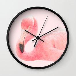 PINK IIII Wall Clock