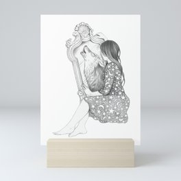 Mirror Mini Art Print
