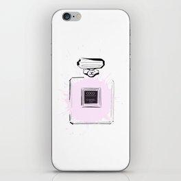 Pink Perfume 2 iPhone Skin