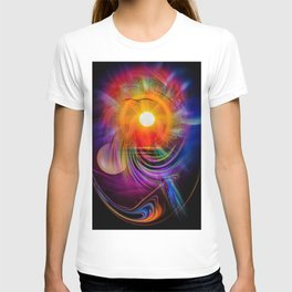 Abstract - Perfkektion - Sunset T-shirt