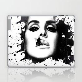 Watercolour effect print  Laptop & iPad Skin