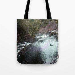 River Vally (Wales) Tote Bag