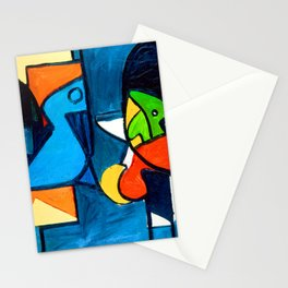 Arshile Gorky Abstraction Stationery Cards