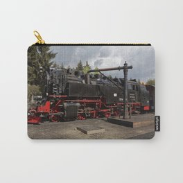 Steam train for water refueling Carry-All Pouch