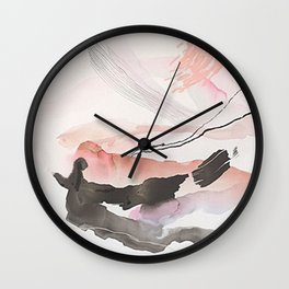 Day 25: The natural beauty of one thing leading to another. Wall Clock