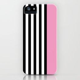 Liquorice allsorts, light pink iPhone Case