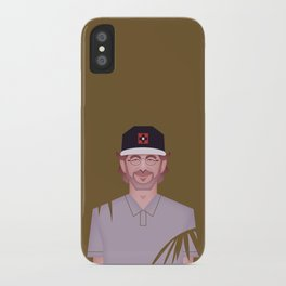 Steven iPhone Case