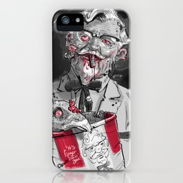 It's Finger Chewin' Good! iPhone Case