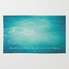 the sea 02 Rug