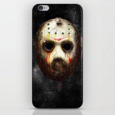 Jason Voorhees iPhone & iPod Skin