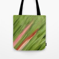 grass Tote Bags featuring Grass by Paul Kimble