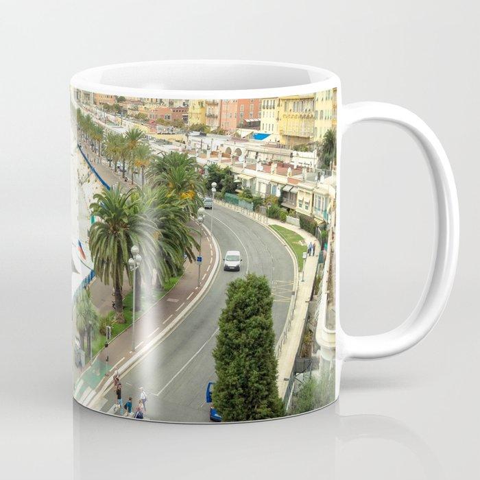 Promenade des Anglais, Nice, France Coffee Mug