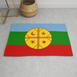 Flag of Mapuche Rug