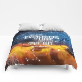 Zodiac - Everlasting Flame Comforters