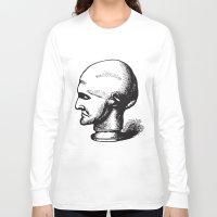 depeche mode Long Sleeve T-shirts featuring Saving mode by MAZUR