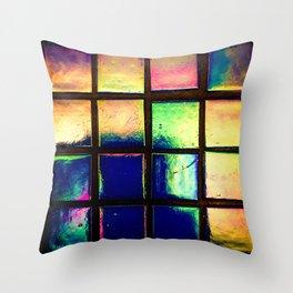 Azulejo Rubix Throw Pillow