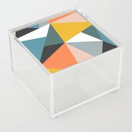 Modern Geometric 36 Acrylic Box