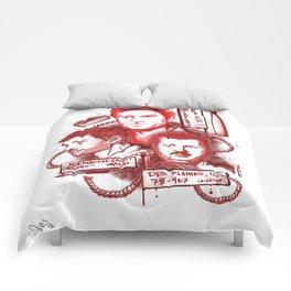 Deadly Trio Comforters
