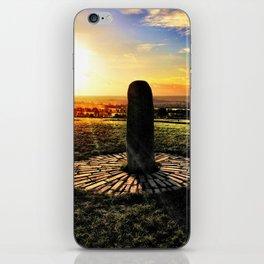 The Lia Fáil - Stone of Destiny iPhone Skin