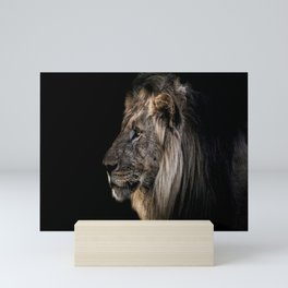 lion Mini Art Print