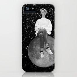 La Lune Lounge iPhone Case