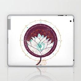 The Lotus Laptop & iPad Skin