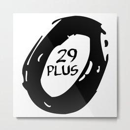 29 plus Metal Print