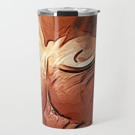 League of Legends GOD FIST LEE SIN Travel Mug