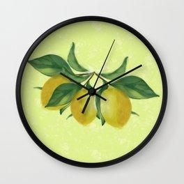 Limon Mood Wall Clock