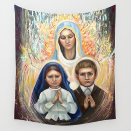 Fatima. Portugal Wall Tapestry