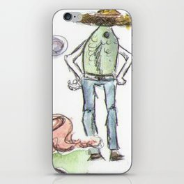 Les animaux iPhone Skin