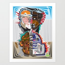 "The ""Good"" Art Print"