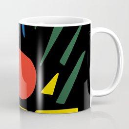 Summer French Art Minimal Coffee Mug