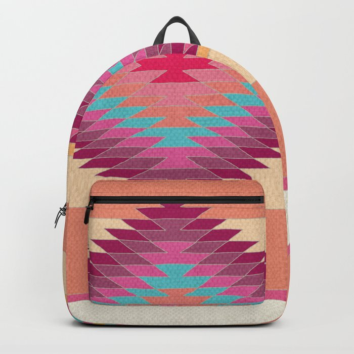 FIESTA (pink) Backpack