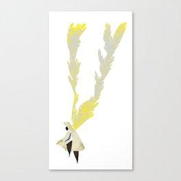The Fall - Castiel  Canvas Print