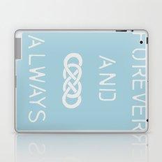 I Will Love You... Laptop & iPad Skin