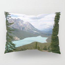 Peyto Lake Pillow Sham