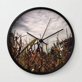 Children of The Corn Wall Clock