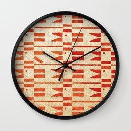 The Birds Wall Clock