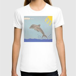 Leaping Dolphin T-shirt