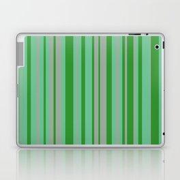 Spring Stripes Laptop & iPad Skin
