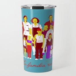 LA FAMILIA REAL Travel Mug