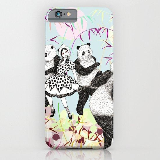 Panda Dance iPhone & iPod Case