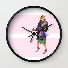 Elga - Robosleek Wall Clock